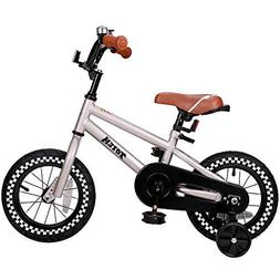 JOYSTAR 12 inch Kids Bike for 2 3 4 Years Boys, Child Bicycl