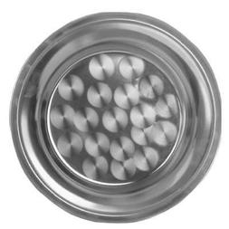 Thunder Group SLCT012, 12-Inch Stainless Steel Mirror Finish