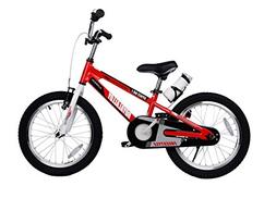 Royalbaby Space No. 1 Aluminum Kid's Bike, 12 inch Wheels, R