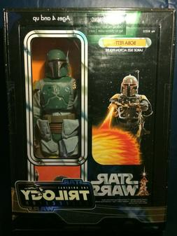 STAR WARS 12 INCH THE ORIGINAL TRILOGY COLLECTION BOBA FETT