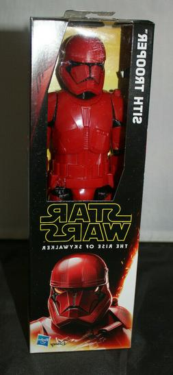 Star Wars The Rise Of Skywalker Sith Trooper 12 Inch Figure