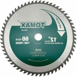tomax 12 inch 60 tooth atb fine