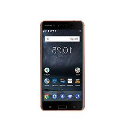 Nokia 6-32 GB - Unlocked  - Copper - Prime Exclusive - with