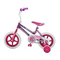"Upland Dragonfly Girls Bicycle, Purple, 9""/X-Small/12"""