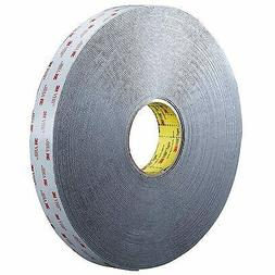 3M Vhb Tape 5962 Black 12 Inch X 36 Yard 62.0 Mil