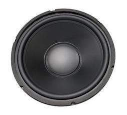 "12"" Woofer with Poly Cone and Rubber Surround 120W RMS at 8o"