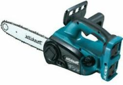 "Makita XCU02Z 18V X2  LXT Lithium-Ion Cordless 12"" Chain Saw"